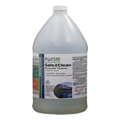 Buy Handi-Clean Safe 2 Clean Peroxide Cleaner, 1 Gal (Case of 4)  on sale online