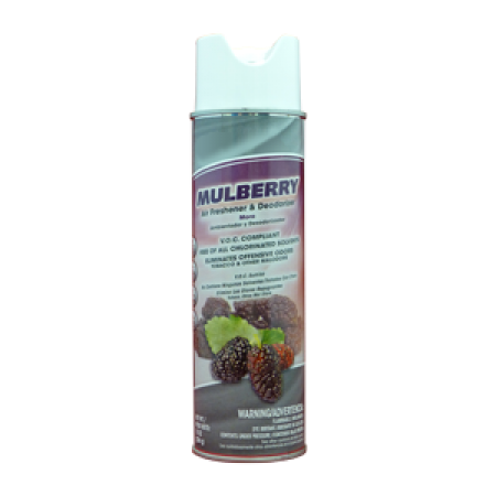 Buy Handi-Clean Mulberry Dry Air Freshner & Deodarizer, 20 oz (Case of 12) on sale online