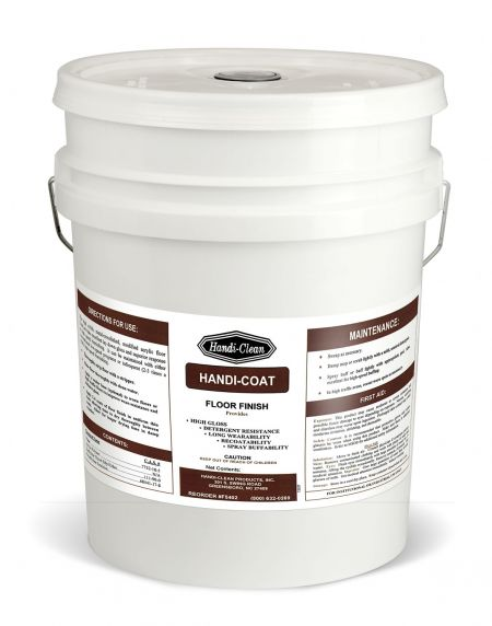 Buy Handi-Clean Handi-Coat Floor Finish 5-Gallon Pail on sale online