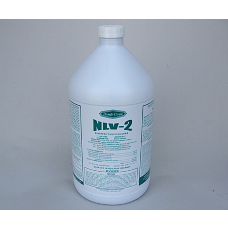 Handi-Clean NLV-2 Disinfectant Cleaner & Virucide (5 Gal Container)