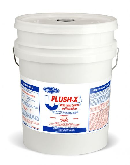 Buy Handi-Clean Flush-X Drain Opener & Maintainer (5-Gallon Pail) on sale online