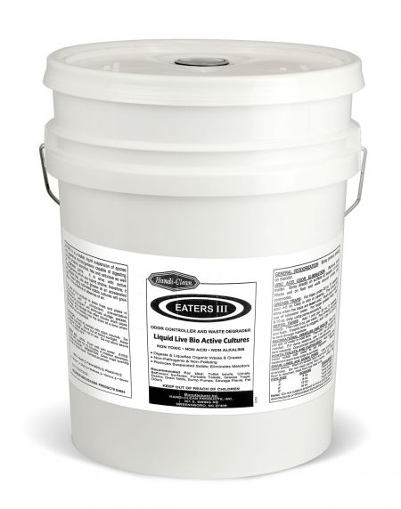 Buy Handi-Clean Eaters III Odor Controller and Waste Degrader 5-Gallon Pail on sale online