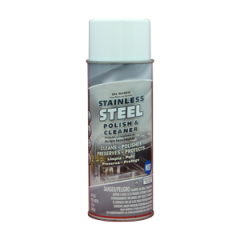 Handi-Clean Stainless Steal Polish & Cleaner, 16 oz (Case of 12)