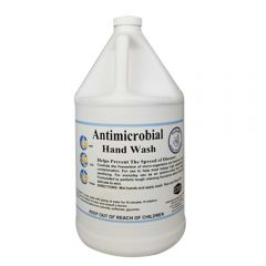 Handi-Clean Antimicrobial Hand Wash (Soap, 4 per case)