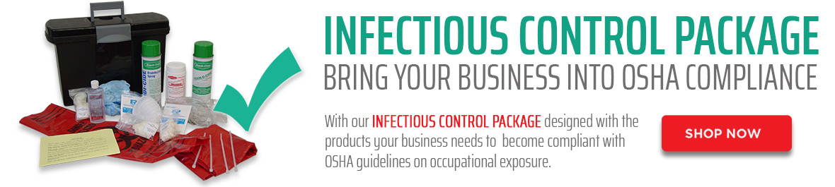 Infectious control package